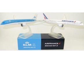 PPC Holland - SET Boeing B787-9, společnost KLM + Air France, Nizozemí / Francie, 1/200