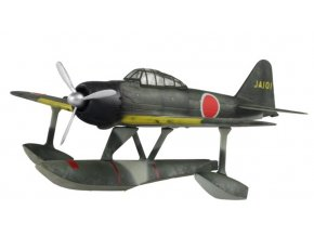 Warmaster - Mitsubishi A6M2-N Zero-Sen/Rufe, plováková verze, 1/72