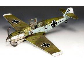 King & Country - Messerschmitt Bf-109 sestřelený, Luftwaffe, Franz von Werra, 5. září 1940, 1/30