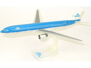 PPC Holland - Airbus A330-300, společnost KLM Royal Dutch Airlines, PH-AKA, Nizozemí, 1/200