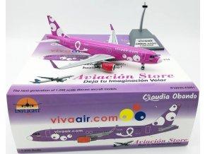 Inflight 200 - Airbus A320-214, společnost VivaAir.com HK-5273, Kolumbie, 1/200