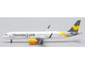 JC Wings - Airbus A321, společnost Thomas Cook G-TCDH, Velká Británie, 1/400