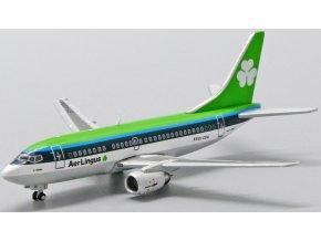 JC Wings - Boeing B737-500, dopravce Aer Lingus EI-CDA, Irsko, 1/400