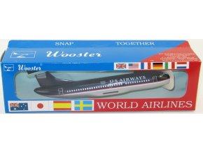 Wooster - Boeing B737-300, společnost US Airways, USA, 1/180