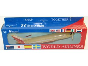 Wooster - Boeing B737-300, společnost Southwest, USA, 1/180