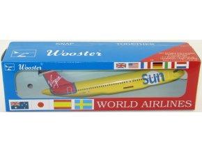 Wooster - Airbus A320, společnost Virgin Sun, USA, 1/200