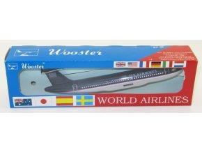 Wooster - Airbus A320, společnost US Airways, USA, 1/200