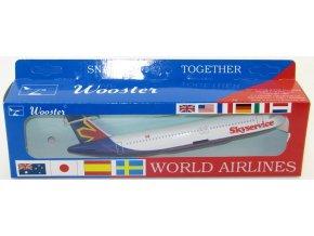 Wooster - Airbus A320, společnost Skyservice, Kanada, 1/200