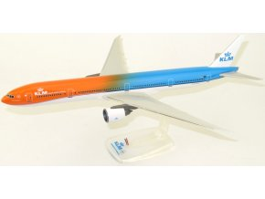 PPC Holland - Boeing B777-300ER, společnost KLM, Orange Pride, PH-BVA, Nizozemí, 1/200