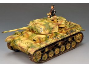King & Country - Panzer III, Wehrmacht, 1/30