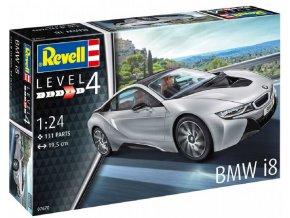Revell -  BMW i8, ModelKit 07670, 1/24
