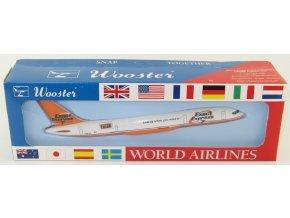 Wooster - Boeing B757-200, společnost Exact Express, Kanada, 1/200