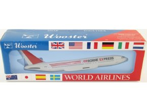 Wooster - Boeing B767-200F, společnost Airborne Express, USA, 1/200