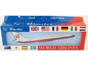 Wooster - Boeing B757-200, společnost Metropolitan Washington Airport, USA, 1/200
