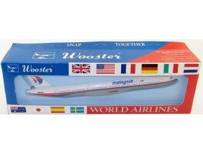 Wooster - Boeing B777, společnost Malaysia, Malajsie, 1/250