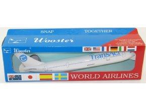 Wooster - Airbus A300F, společnost Transaer, Irsko, 1/250