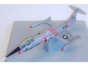 CDC Armour Collection - Lockheed F-104G Starfighter, USAF, Vietnam, 60907/FG-907, 1/100