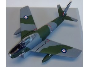 CDC Armour Collection - Canadair Mk4, RAF Royal Air Force, X-8960 'G', 1/100