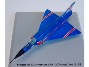 CDC Armour Collection - Dassault Mirage 3E, French Air Force, 30 Artois, 1/100