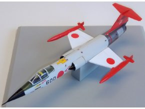 CDC Armour Collection - Lockheed F-104G Starfighter, Japan Air Self Defence Force JASDF, 46-8600, 1/100