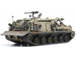 Artitec - M88 Recovery Vehicle (ARV), US Army, pouštní kamufláž, 1/87