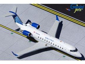 Gemini - Canadair CRJ200LR, společnost United Express / SkyWest Airlines N246PS, USA, 1/200