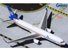 Gemini - Boeing B767-300ERF, dopravce AmeriJet International Airlines N349CM, USA, 1/400