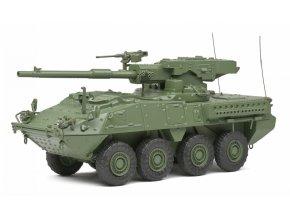 40206 s4800201 general dynamics lan systems m1128 mgs stryker green camo 2002 01