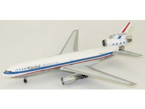 Inflight 200 - McDonnell Douglas DC-10-10, dopravce United Airlines N1817U Polished, USA, 1/200