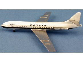 Aero Classics - Sud Aviation Caravelle SE210, Catair F-BSRD, Katar, 1/400