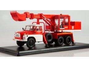 Start Scale Models - Tatra 148 UDS-110 Univerzální dokončovací stroj, Hasiči, 1/43