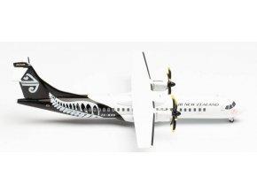 """Herpa - ATR72-600 (72-212A), společnost Air New Zealand """"2010s"""" Colors, Nový Zéland, 1/200"""