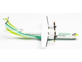 """Herpa - ATR72-600 (72-212A), společnost Binter Canarias, Named """"Maspalomas Costa Canaria"""", Španělsko, 1/200"""