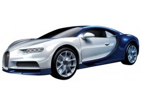 Airfix - Bugatti Chiron, Quick Build J6044