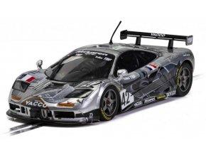 SCALEXTRIC - Autíčko McLaren F1 GTR - LeMans 1995 - BBA Competition,  GT SCALEXTRIC C4159, 1/32