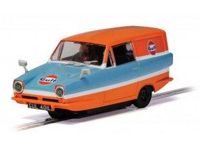 SCALEXTRIC - Autíčko Reliant Regal Van, Gulf SCALEXTRIC C4193, 1/32