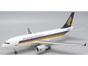 JC Wings - Airbus A310-300, společnost Singapore Airlines 9V-STP, Singapur, 1/200
