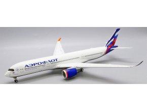 "JC Wings - Airbus A350-900, společnost Aeroflot VQ-BFY ""Flap Down"", Rusko, 1/200"
