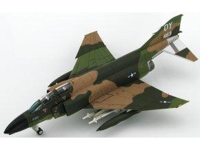 "HobbyMaster - McDonnel Douglas F-4D Phantom II, 555th TFS, ""Steve Ritchie"" signovaná edice, Vietnam, 1972, 1/72"