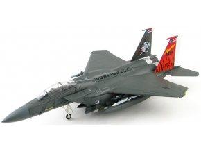Hobbymaster - F-15E Strike Eagle, USAF, 389th FS Thunderbolts, Mountain Home AFB, ID, Squadron 75 Anniversary 2018, 1/72