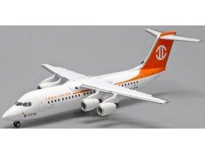 JC Wings - BAE146-300, společnost Uni Air B-1775, Tchaj-wan, 1/200
