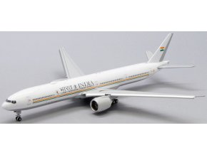 JC Wings - Boeing  B777-300ER, dopravce Indian Government VT-ALW (klapky dolů), Indie, 1/400