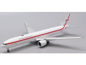 "JC Wings - Boeing  B777-300ER, dopravce Garuda Indonesia ""Republik Indonesia"" PK-GIG (klapky dolů), Indonesie, 1/400"