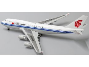 JC Wings - Boeing B747-400, dopravce Air China B-2472, China, 1/400