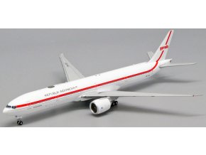 "JC Wings - Boeing  B777-300ER, dopravce Garuda Indonesia ""Republik Indonesia"" PK-GIG, Indonesie, 1/400"