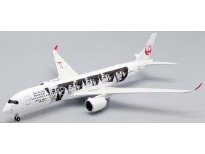 """JC Wings - Airbus A350-900, dopravce JAL Japan Airlines """"Special Livery"""" JA04XJ, Japonsko, 1/400"""