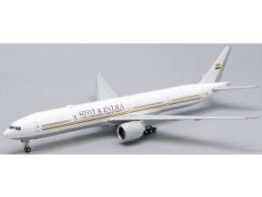 JC Wings - Boeing  B777-300ER, dopravce  Indian Government VT-ALW (anténa), Indie, 1/400