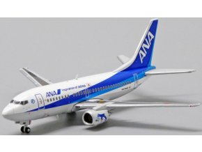 "JC Wings - Boeing B737-500, dopravce ANA Wings ""Farewell"" JA306K, Japonsko, 1/400"