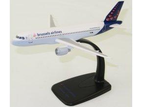 Lupa - Airbus A320-200, společnost Brussels Airlines, Belgie, 1/200