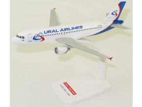 Lupa - Airbus A320-200, společnost Ural Airlines VP-BKB, Rusko, 1/200